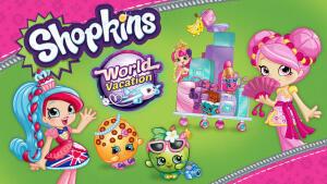 Shopkins - Vacanza!!