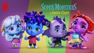 Super Monsters: La nuova classe