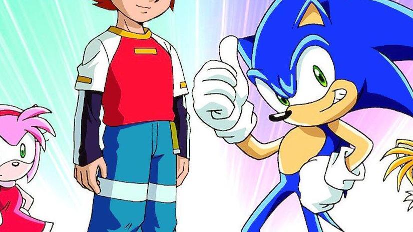 Immagine tratta da Sonic X