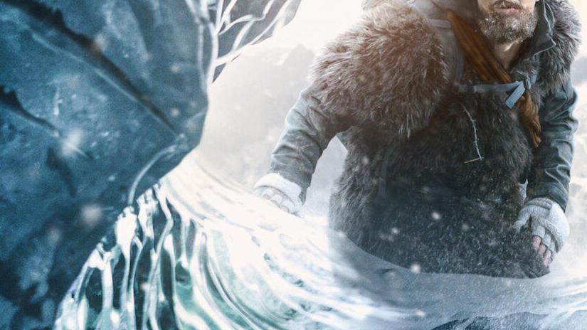 Immagine tratta da Scuola di sopravvivenza: Sfida al gelo
