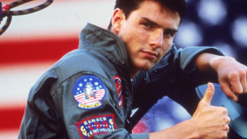 Immagine tratta da Top Gun