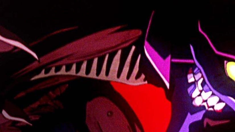 Immagine tratta da The End of Evangelion