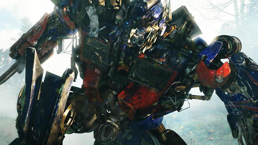 Immagine tratta da Transformers - La vendetta del caduto