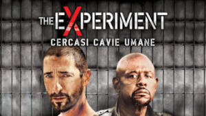 The Experiment - Cercasi cavie umane