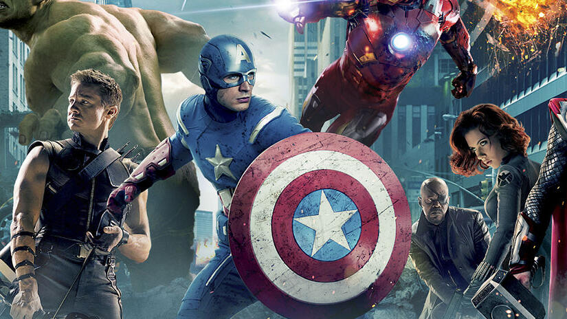 Immagine tratta da The Avengers