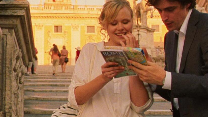 Immagine tratta da To Rome With Love