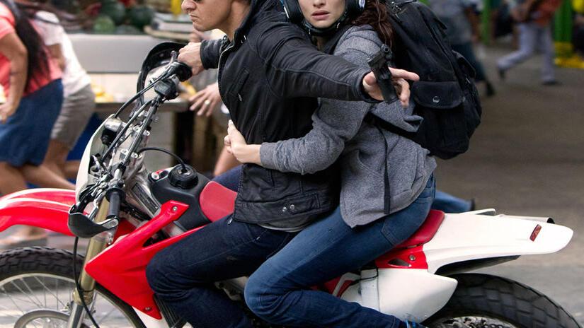 Immagine tratta da The Bourne Legacy