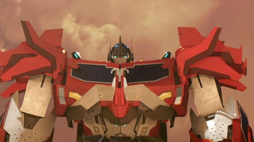 Immagine tratta da Transformers: Prime