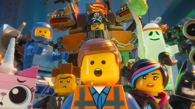 Immagine tratta da The Lego Movie
