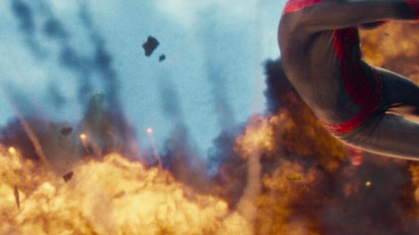 Immagine tratta da The Amazing Spider-Man 2 - Il potere di Electro