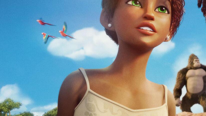 Immagine tratta da Tarzan e Jane
