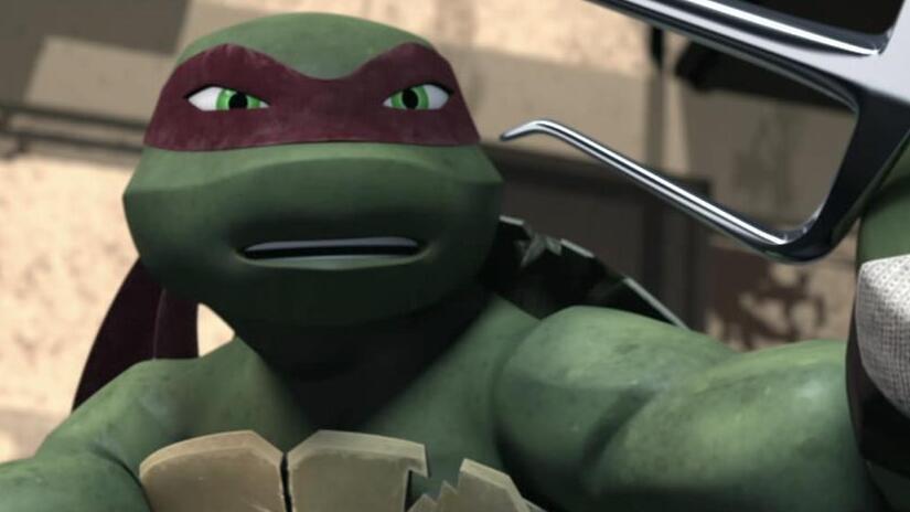 Immagine tratta da Teenage Mutant Ninja Turtles - Tartarughe Ninja