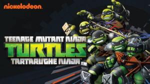 Teenage Mutant Ninja Turtles - Tartarughe Ninja