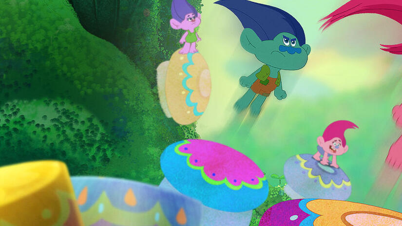Picture from Trolls: The Beat Goes On!