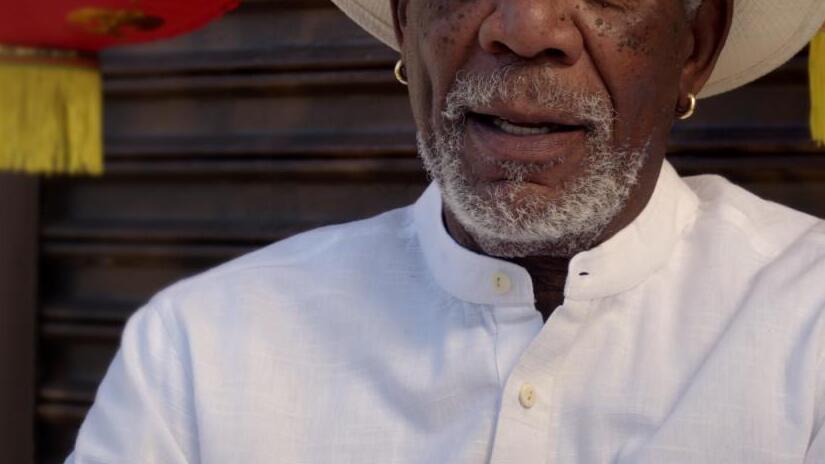 Immagine tratta da The Story of God with Morgan Freeman