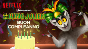 Tutti pazzi per Re Julien: Buon compleanno