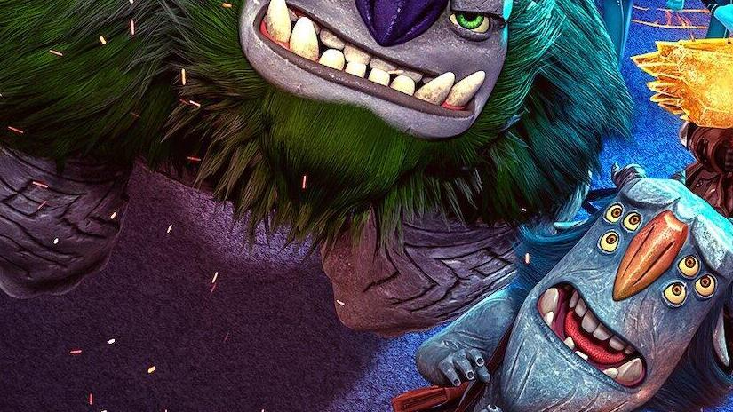Immagine tratta da Trollhunters: L'ascesa dei Titani
