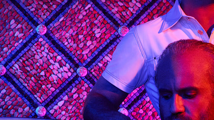 Immagine tratta da L'assassinio di Gianni Versace