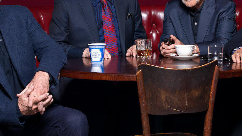 Immagine tratta da The Irishman - Parlano i protagonisti