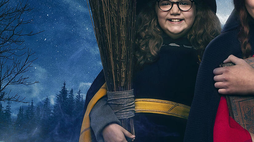Picture from The Worst Witch