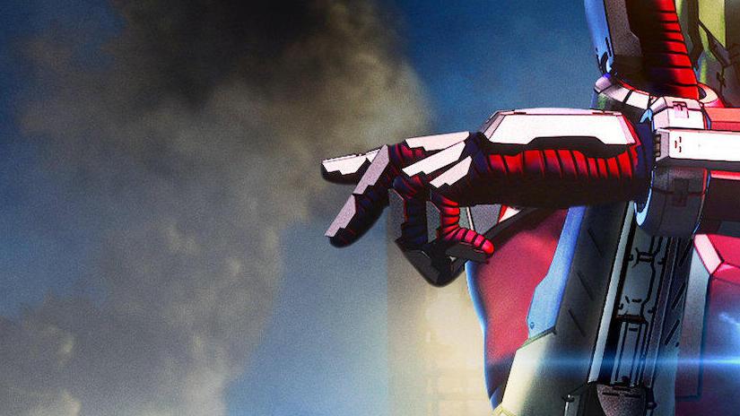 Immagine tratta da Ultraman