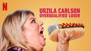 Urzila Carlson: Overqualified Loser