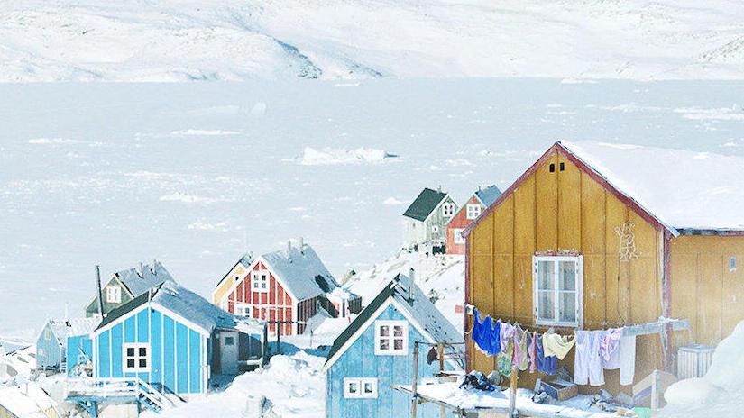 Immagine tratta da Viaggio in Groenlandia