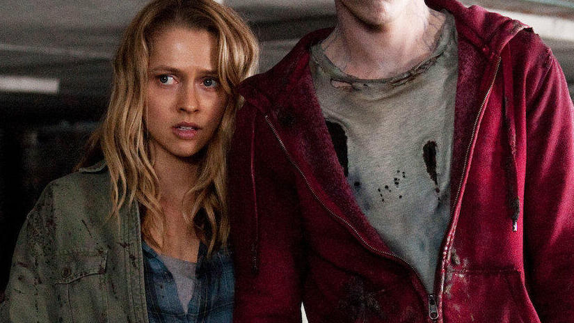 Immagine tratta da Warm Bodies