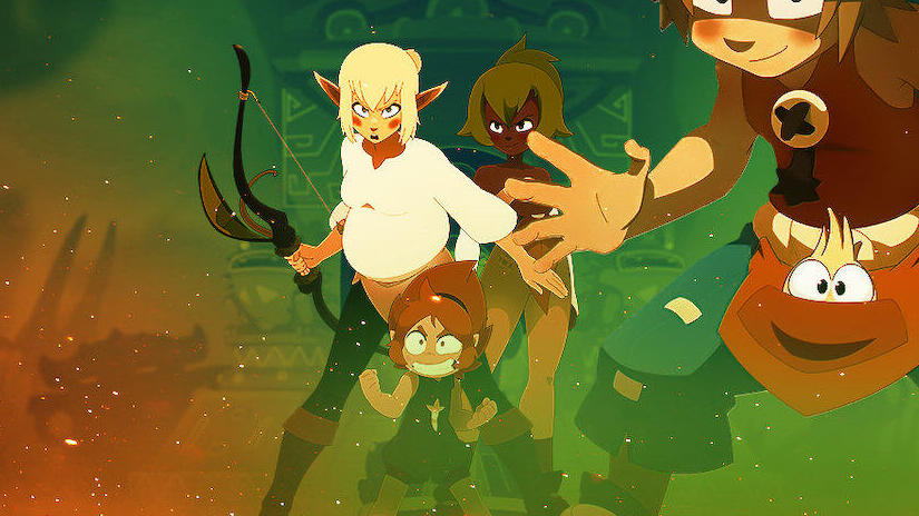 Picture from Wakfu