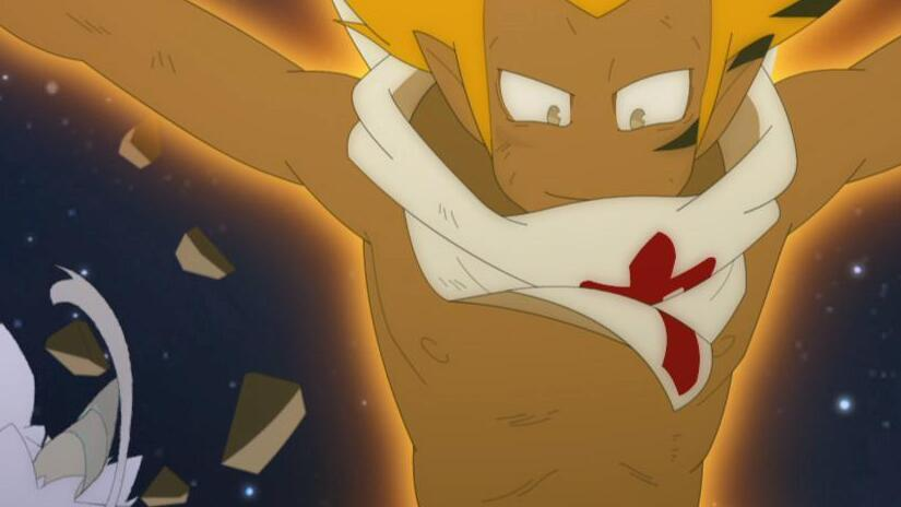 Picture from Wakfu: The Quest for the Six Eliatrope Dofus