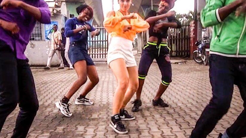 Immagine tratta da We Speak Dance