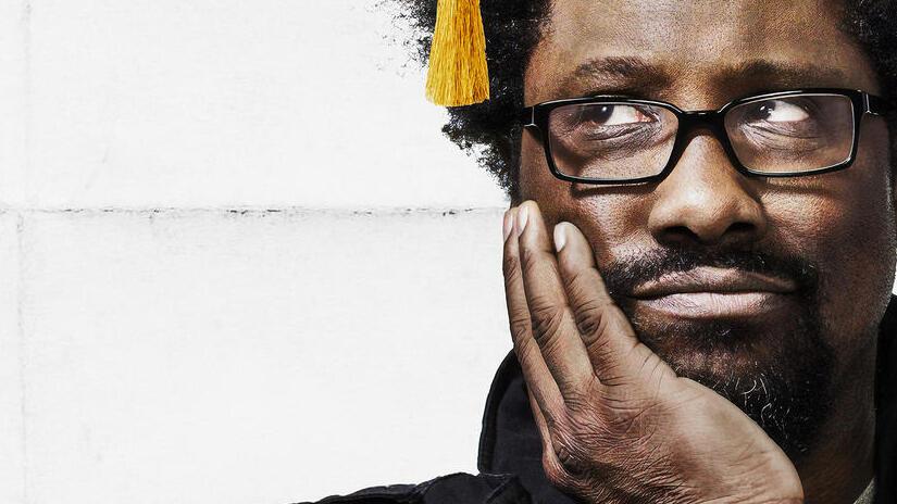 Immagine tratta da W. Kamau Bell: Private School Negro
