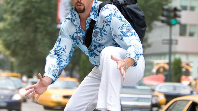 Picture from You Don't Mess with the Zohan