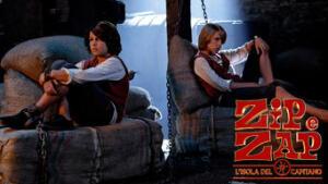 Zip e Zap - L'isola del capitano